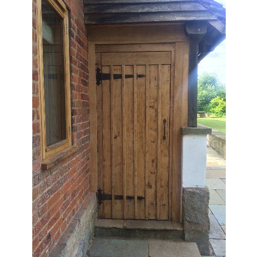 external door fitted by valleybuild
