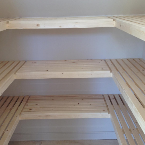 shelving by valleybuild