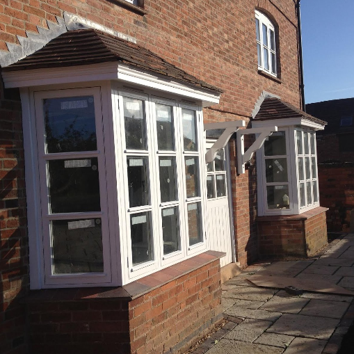 windows fitted by valleybuild