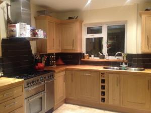 kitchen by valleybuild