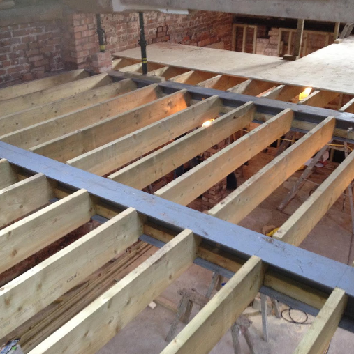 flooring and ceiling joists by valleybuild