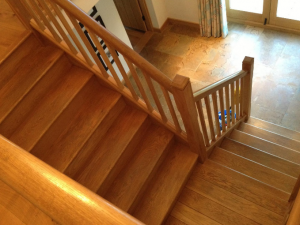 staircase by valleybuild