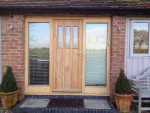 New door by valleybuild