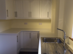 Kitchen fitted by valleybuild