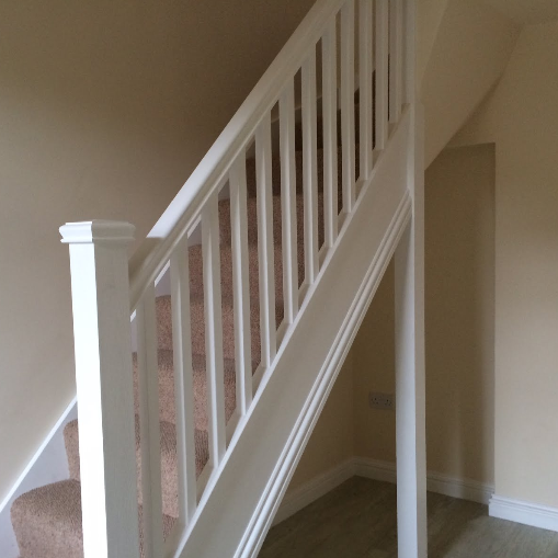 stairs fitted by valleybuild