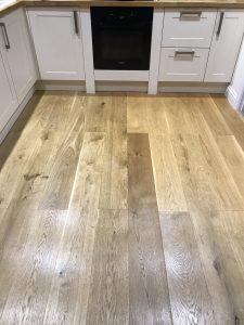 Oak flooring Valley Carpenters