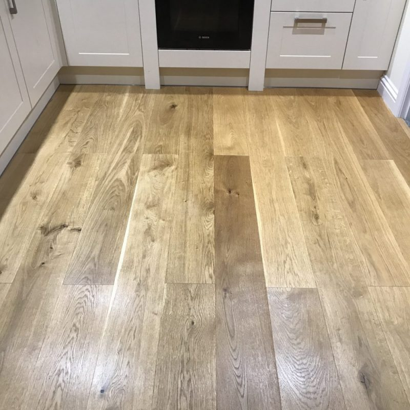Oak flooring Valley Carpenters