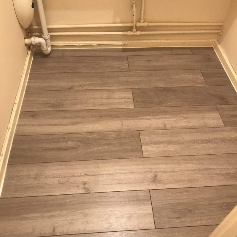 Quality flooring at Valley Carpenters