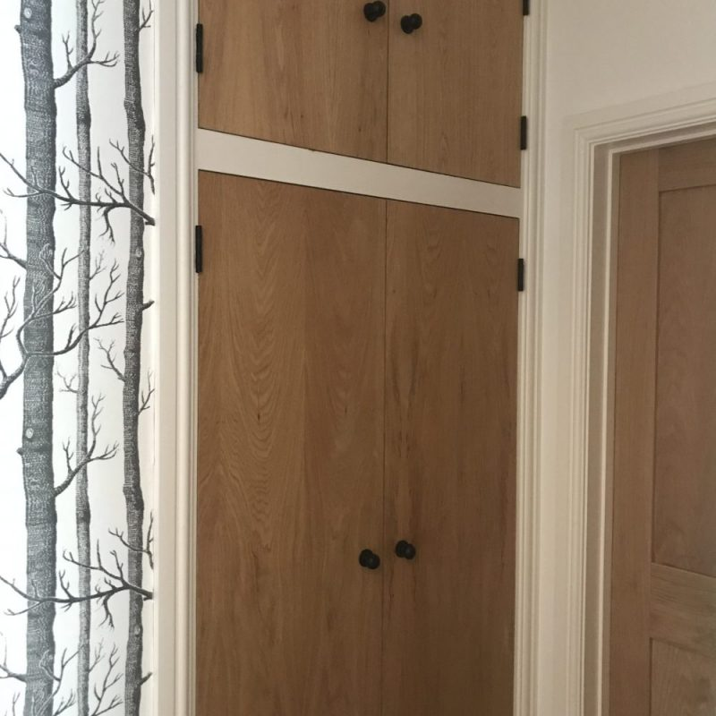 Wooden doors at Valley Carpenters