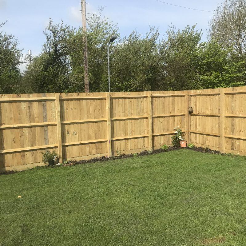 Fencing by Valley Carpenters