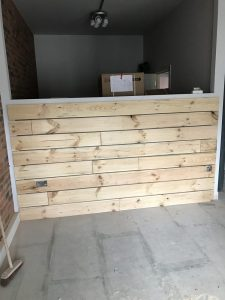 Work done by Valley Carpenters